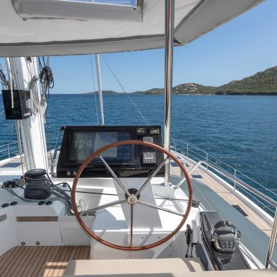 Fountaine Pajot Alegria 67 - Outside_12