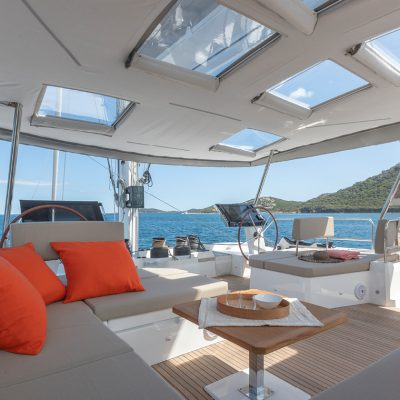 Fountaine Pajot Alegria 67 - Outside_15