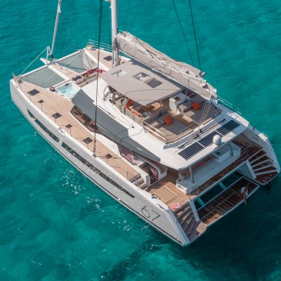 Fountaine Pajot Alegria 67 - Outside_2