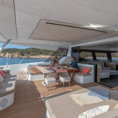 Fountaine Pajot Alegria 67 - Outside_20