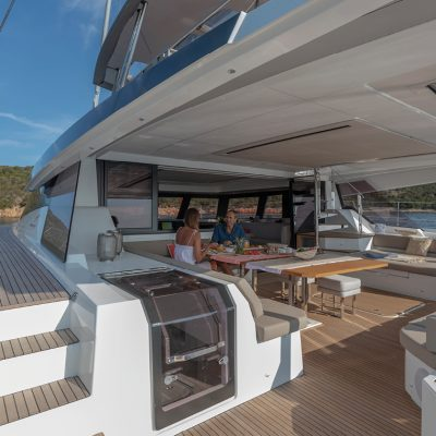 Fountaine Pajot Alegria 67 - Outside_21