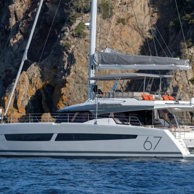Fountaine Pajot Alegria 67 - Outside_4