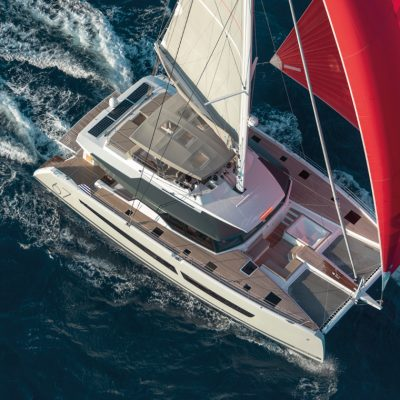 Fountaine Pajot Alegria 67 - Outside_9