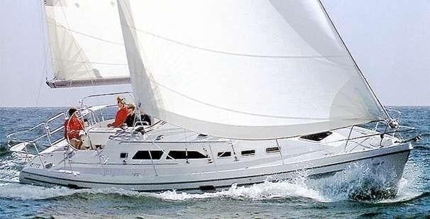 2000 Catalina 380 Exterior