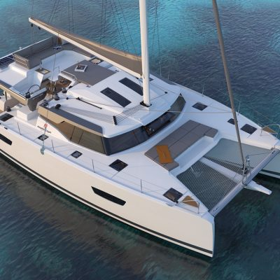 fountaine pajot 45 catamaran