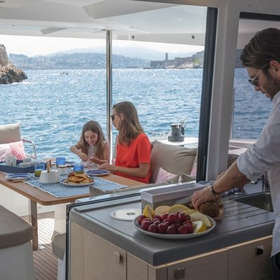 2021 Fountaine Pajot Astréa 42 Interior