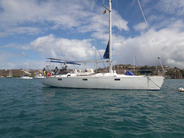 43 Beneteau Oceanis 430 'Anna Af Bua' - Horizon Yacht Sales