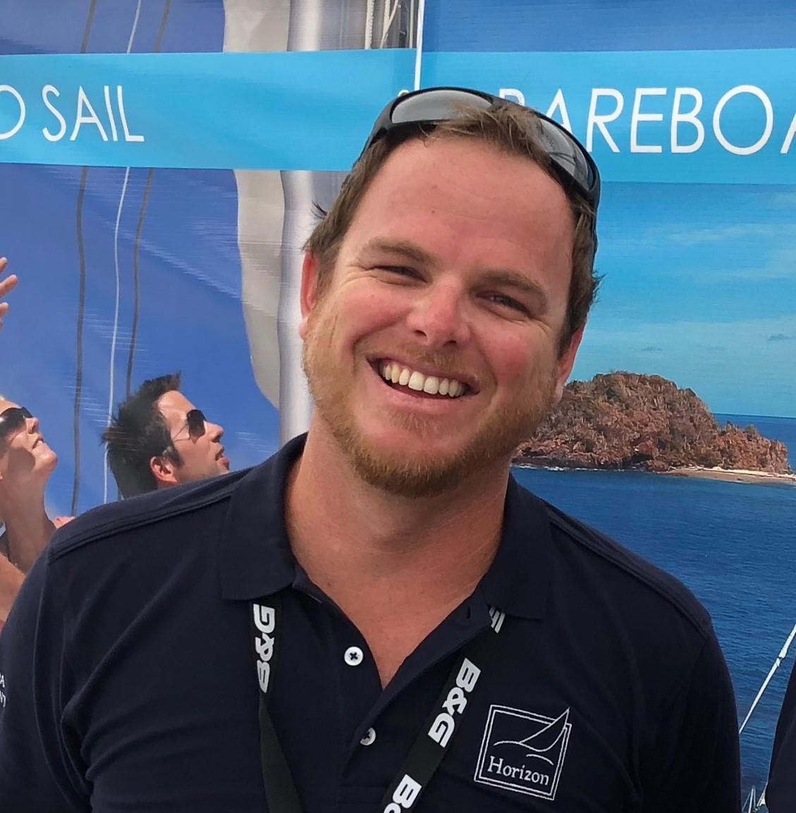 Giles Starkey Horizon Yacht Sales
