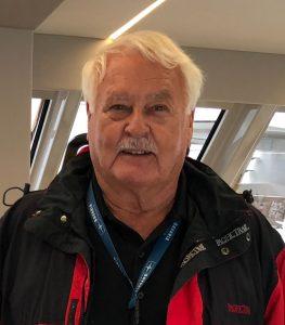 John Welch at Horizon Yacht Sales
