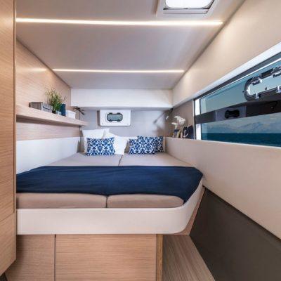 2020 Nautitech 40 Open Interior