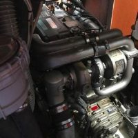 2009 Beneteau 49 Engine