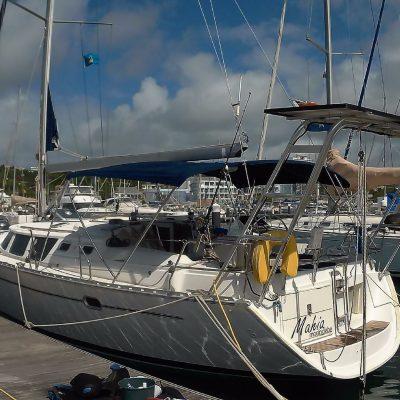 Jeanneau Sun Odyssey 43 Exterior