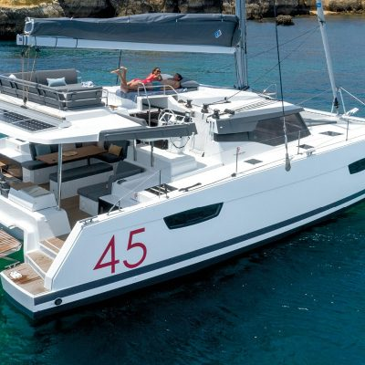 New Fountaine Pajot Elba 45 (2020)