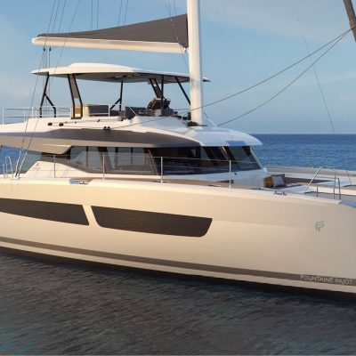 NEW Fountaine Pajot 59