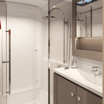 Fountaine Pajot Isla 40 Interior