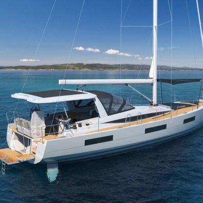 Jeanneau Yachts 60 Exterior