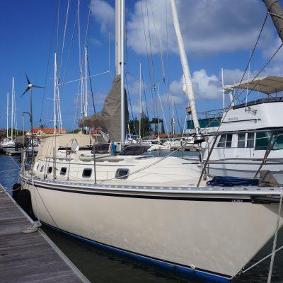 Caliber 40 'Tasman' - exterior