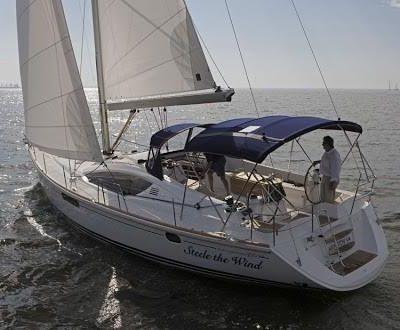 Jeanneau Sun Odyssey DS 50 - exterior