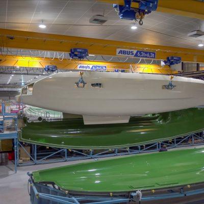 Lagoon 55 - Interior