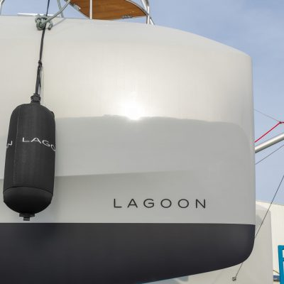 Lagoon 55 - Exterior